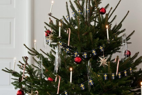 Christmas Tree Sweden